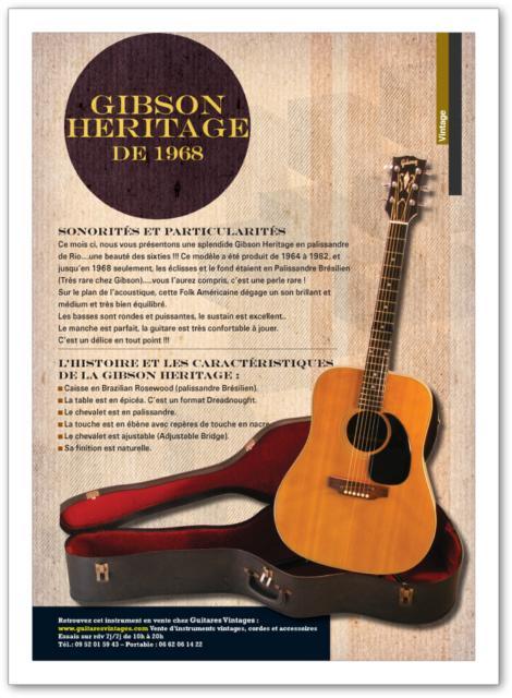 guitare vintage en vente - Instruments cordes eBay